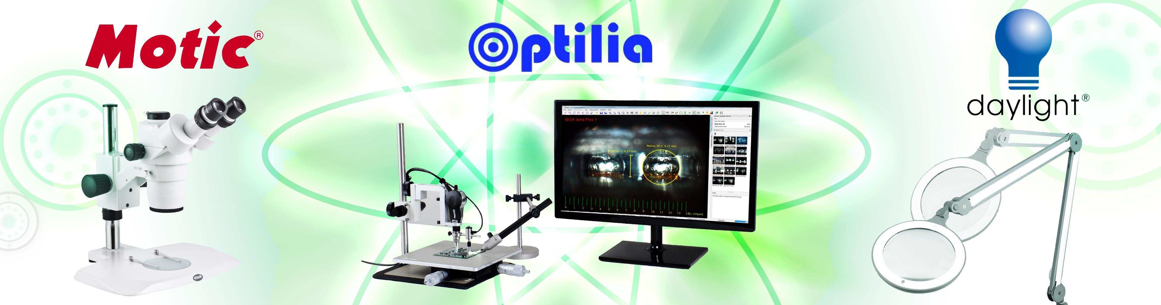 Optique - Inspection